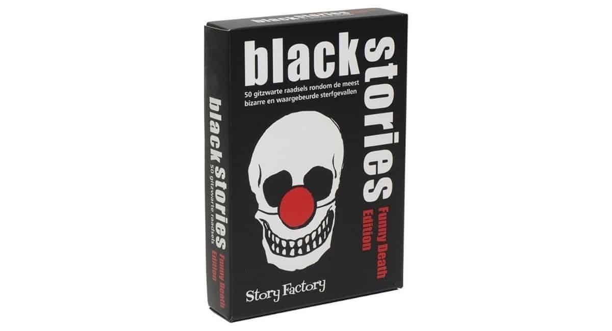 Black Stories - Funny Death