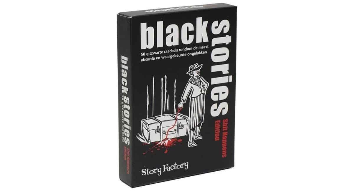 Black Stories - Shit Happens