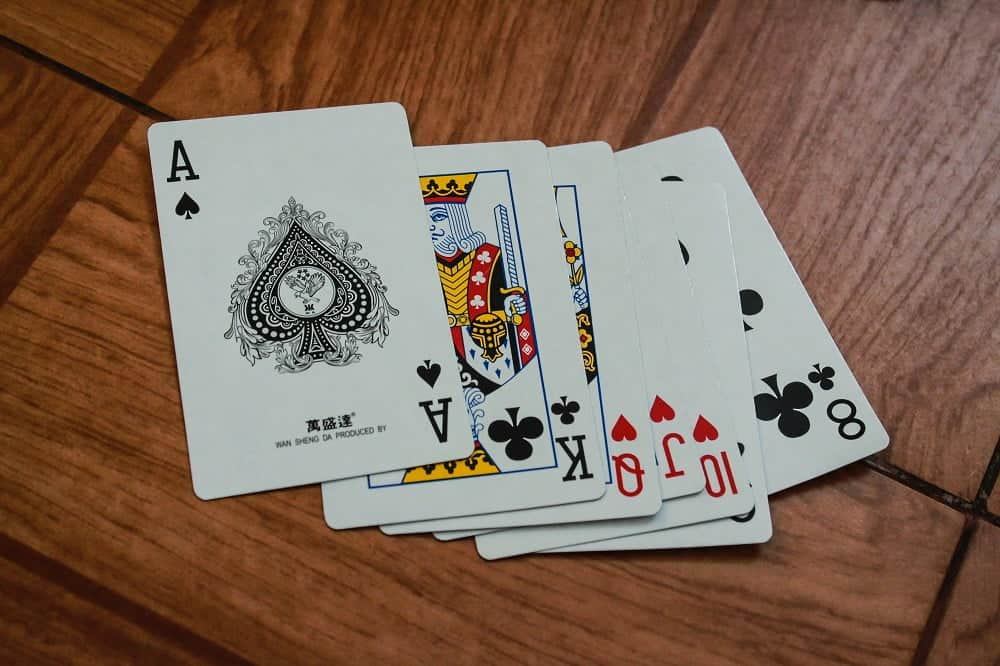 Presidenten kaartspel
