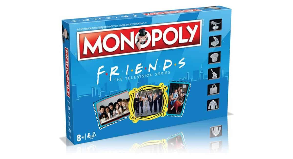 Monopoly Friends spel product