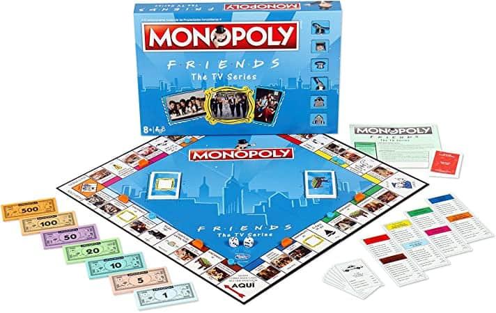 Monopoly Friends totaal
