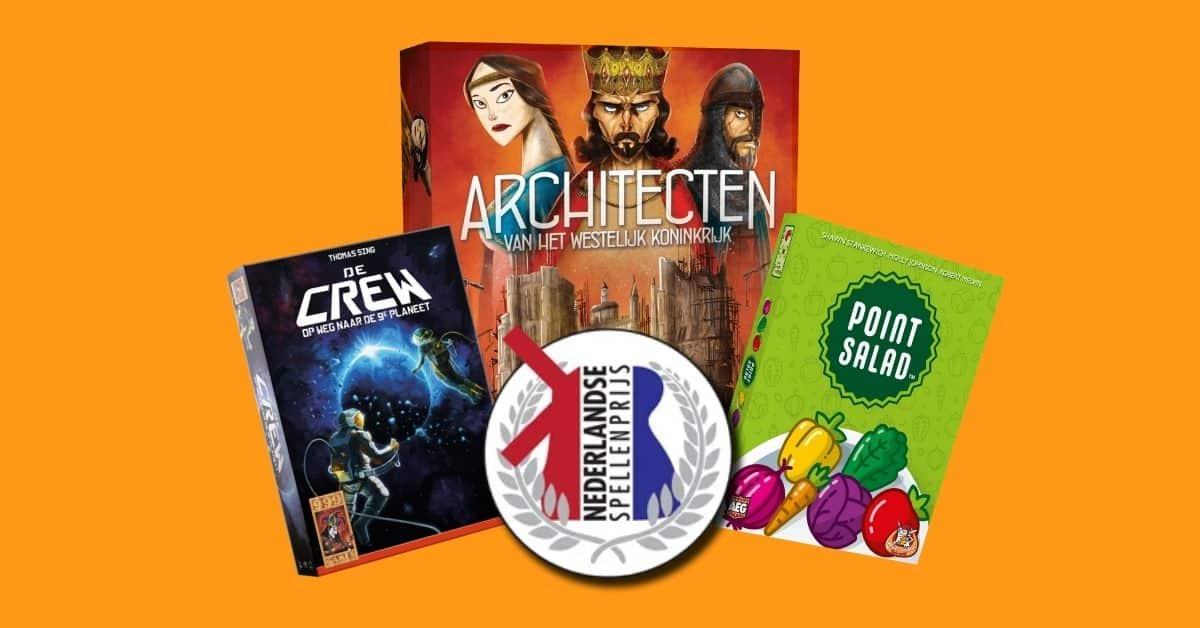Nederlandse Spellenprijs