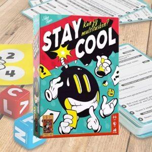 Stay Cool partyspel