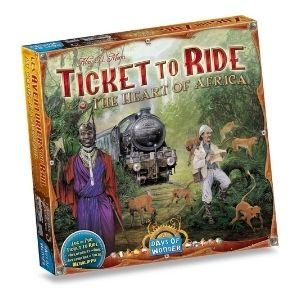 Ticket to Ride Afrika