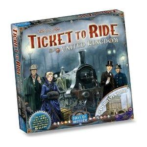 Ticket to Ride UK & Pennsylvania