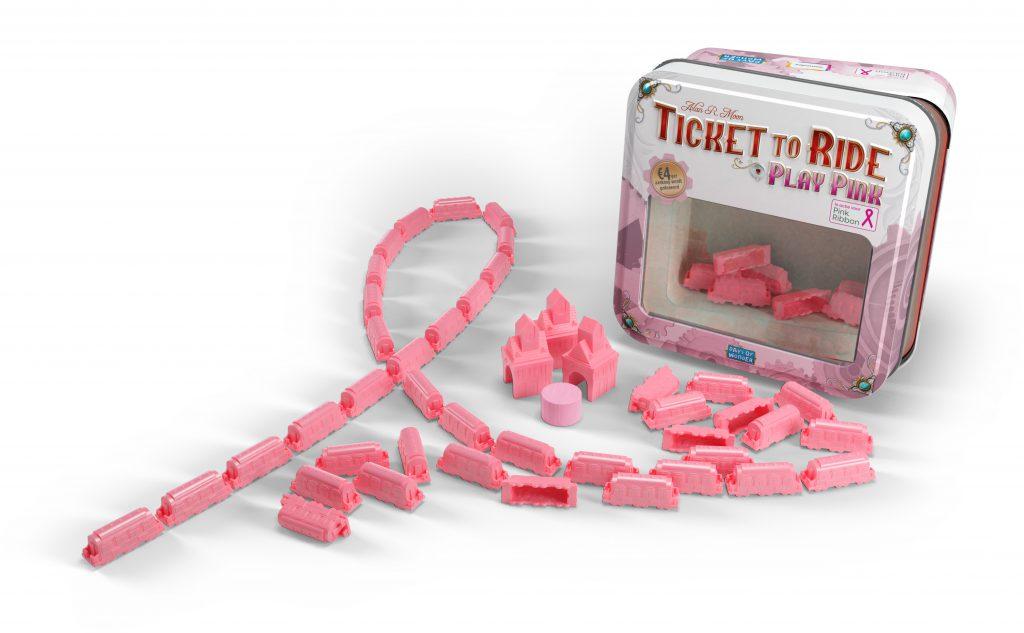 Play Pink treinset voor Pink Robin