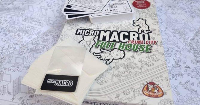 MicroMacro Crime City Full House