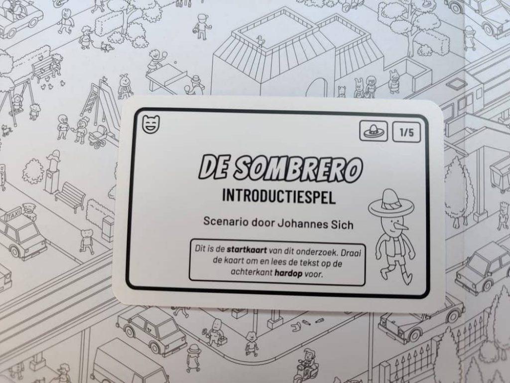 MicroMacro Full House De Sombrero