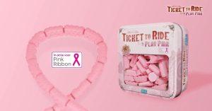 Play Pink treinset Ticket to Ride