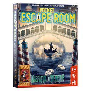 Pocket Escape Room Diefstal in Venetië Breinbreker