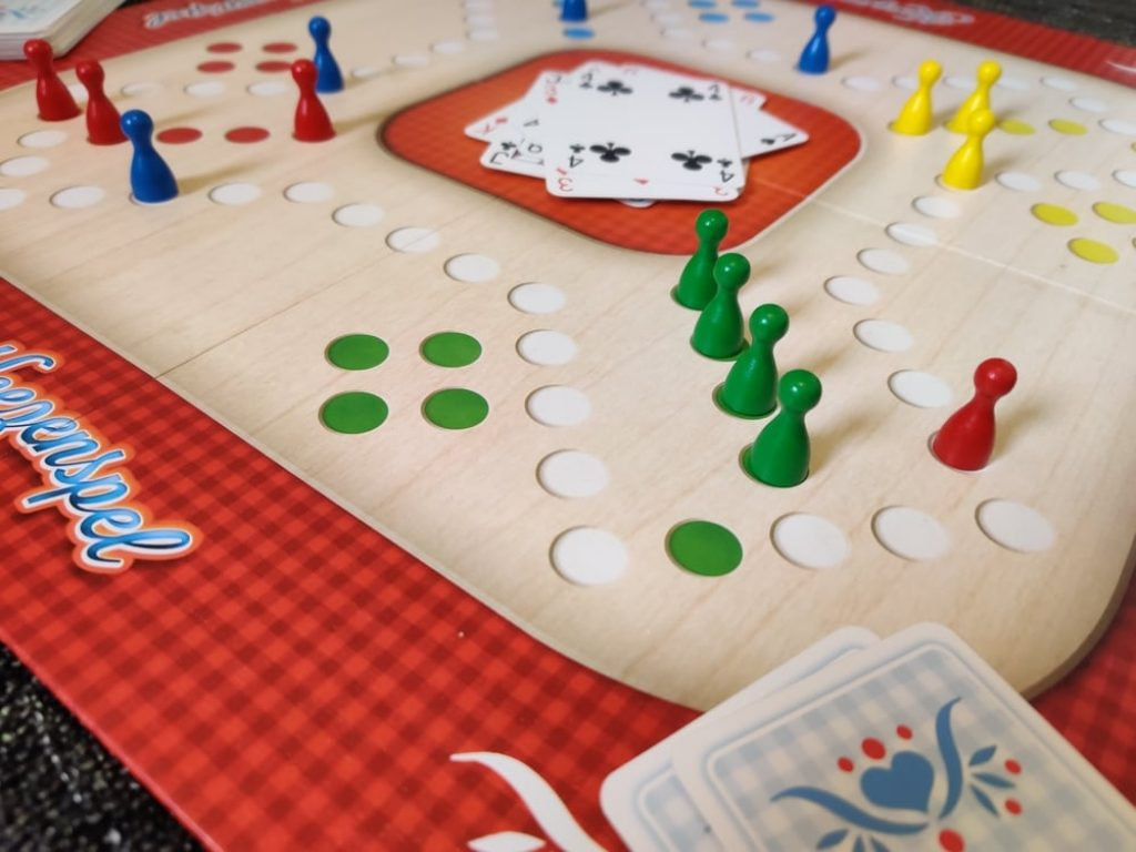 Keezenspel spelregels