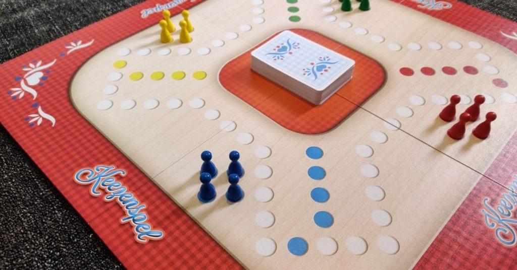 Keezenspel spelregels keezen